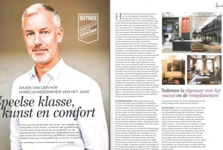 ENTREE Magazine